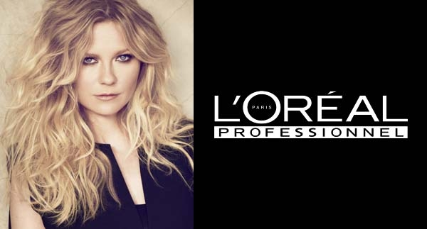 the new spokesperson for Loreal Professional