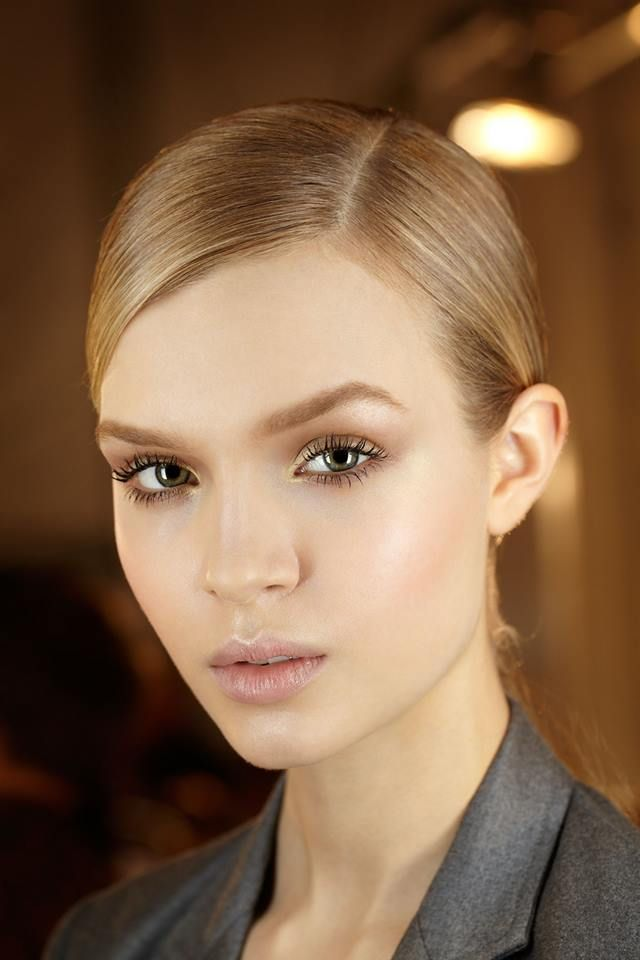 Natural Wedding Makeup Green Eyes : 17 mai makeup inspo A hairstylist?s point of view
