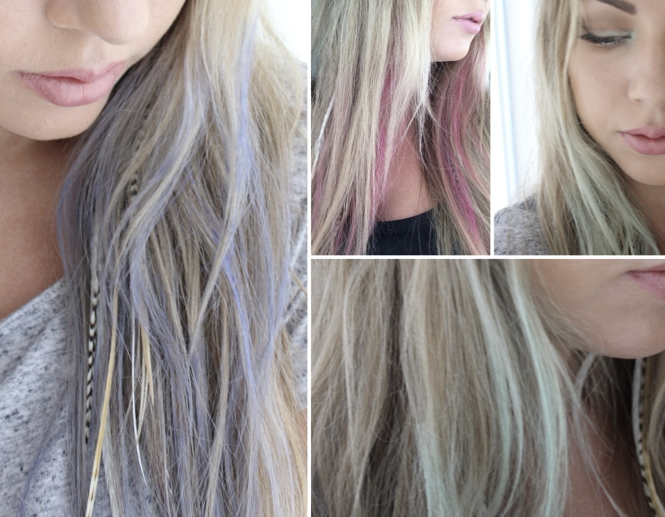 Hair Chalk And Color Bug A Hairstylists Point Of View