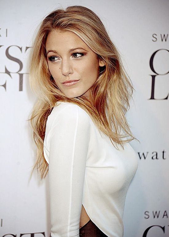 25 Jun 2009, Manhattan, New York City, New York State, USA --- Blake Lively attends the grand opening of the Swarovski Crystallized Concept Store on June 25, 2009 in New York City. Pictured: Blake Lively --- Image by © Splash News/Splash News/Corbis